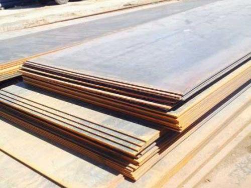 Q345B钢板市场供货
